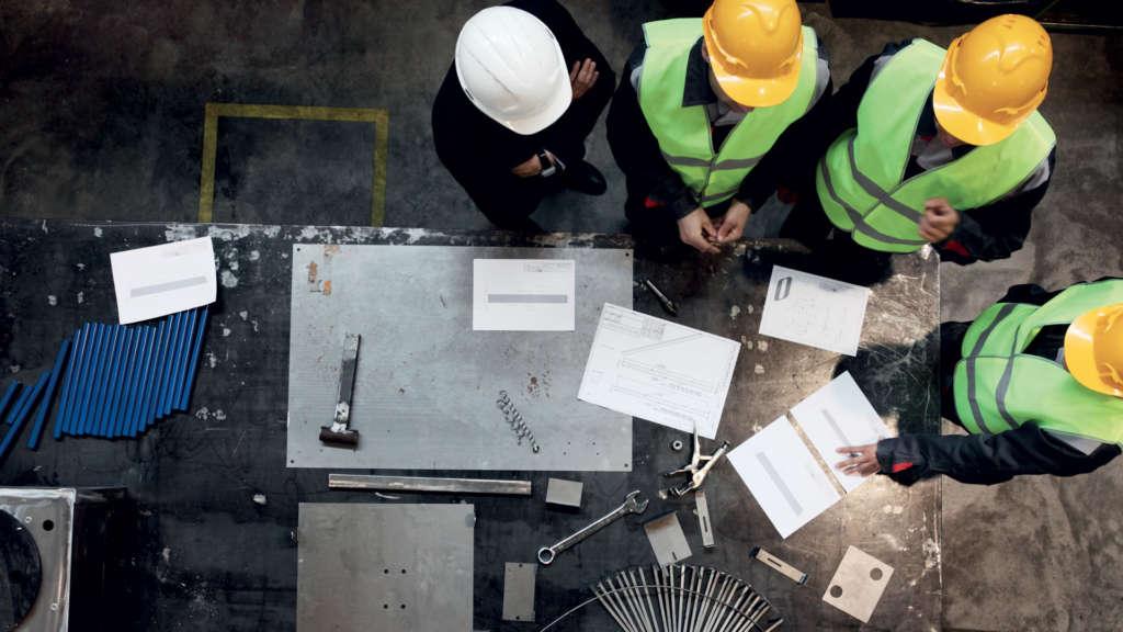 CMM lavorazione metalli ambiente