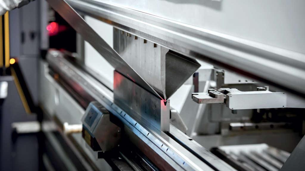 Piegatura lamiere CMM Laser