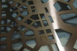 CMM taglio laser lamiere rame