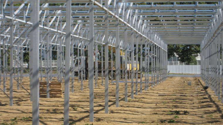 Strutture e Serre Fotovoltaiche