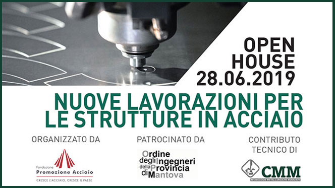 OPEN HOUSE 28.06.19