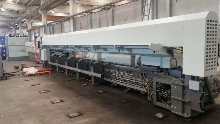 Nuovi impianti CMM per taglio laser tubi e travi